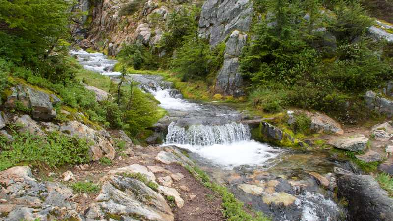 Pumice Creek