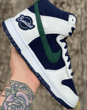 Nike Dunk High Sports Specialities