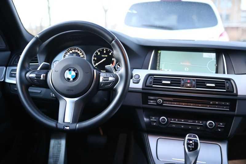 BMW 5 Serie M550D Facelift afbeelding 7
