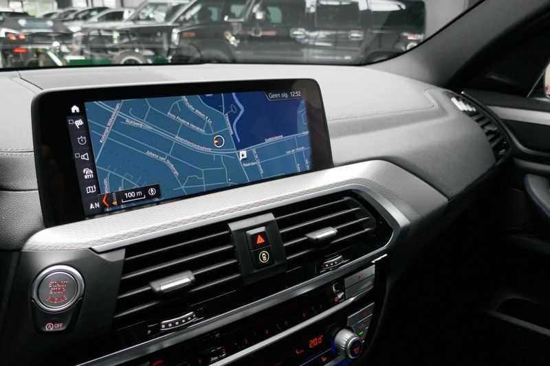 BMW X3 xDrive30d High Executive M Sport Edition afbeelding 18