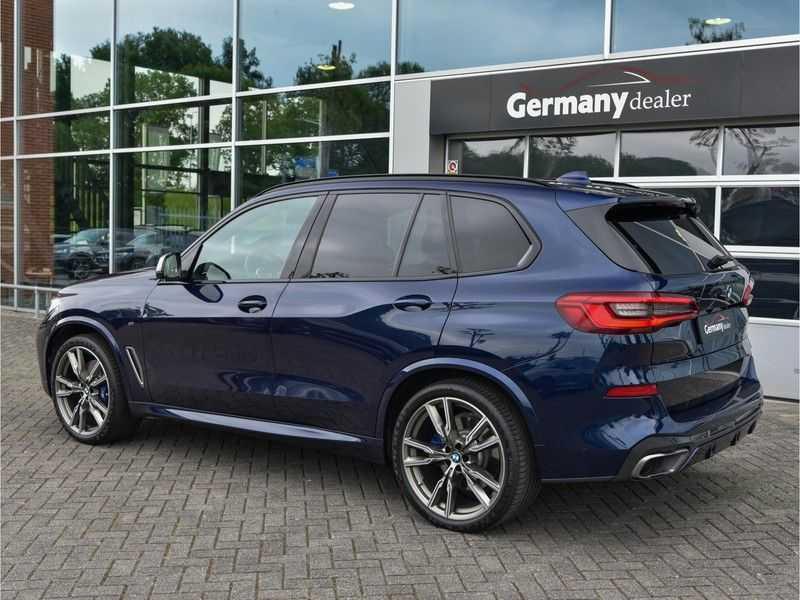 BMW X5 M50d M-Sportpakket Laser-LED H&K Pano Head-Up Swarovski Comf.Zetels 22-Inch! afbeelding 5