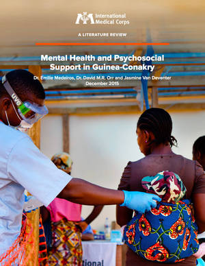 MHPSS in Guinea-Conakry – literature review