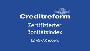 Bonitätsrating ergibt: EZ AGRAR ist bestes Unternehmen in der Landtechnik