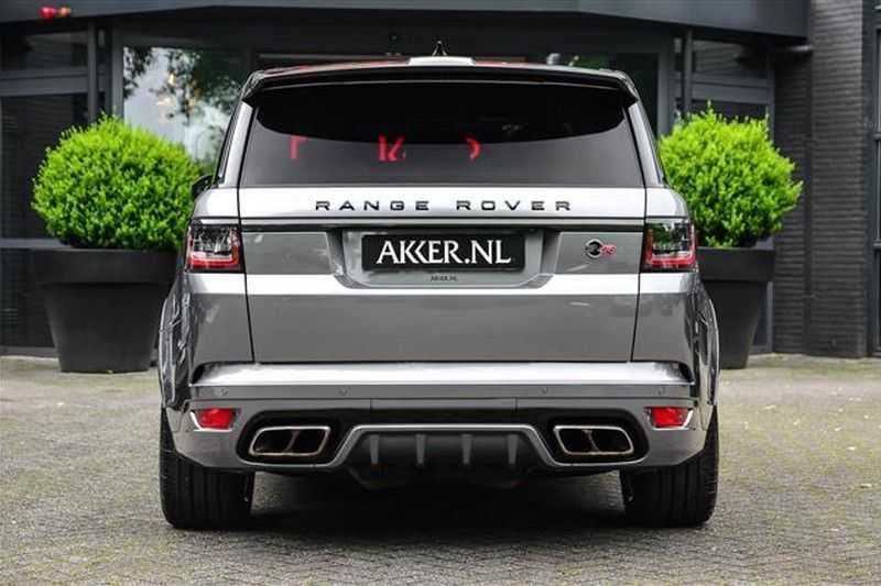 Land Rover Range Rover Sport 5.0 SVR CARBON+PANO.DAK+ACC+HEADUP NP.250K afbeelding 23