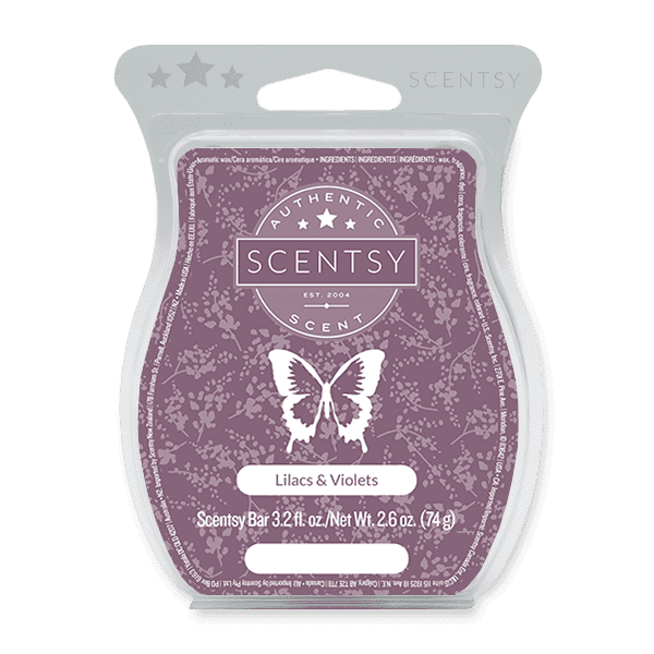 Picture of Lilacs & Violets Scentsy Bar
