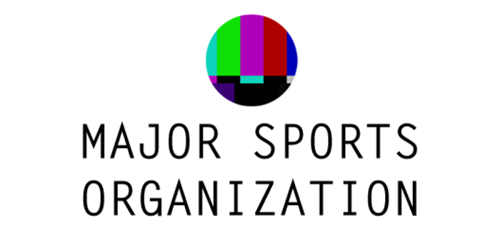 Logo Major Sports Organization