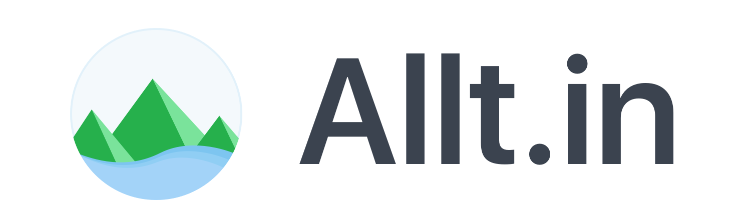 Here's why we built Allt.