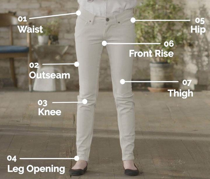 woman measurement