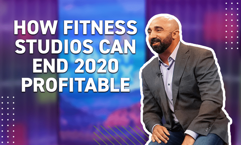 How Fitness Studios Can End 2020 Profitable