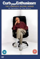 cover Curb Your Enthusiasm - S2