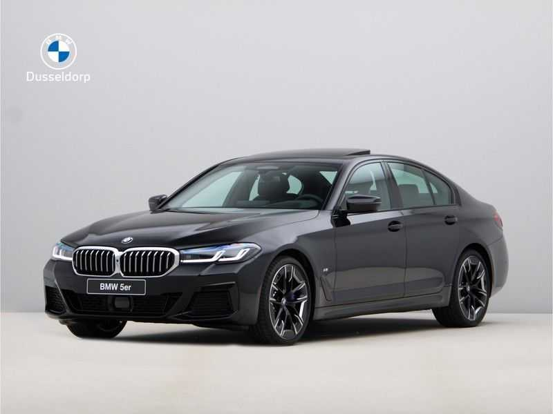 BMW 5 Serie Exe. M-Sport 530i Executive afbeelding 1