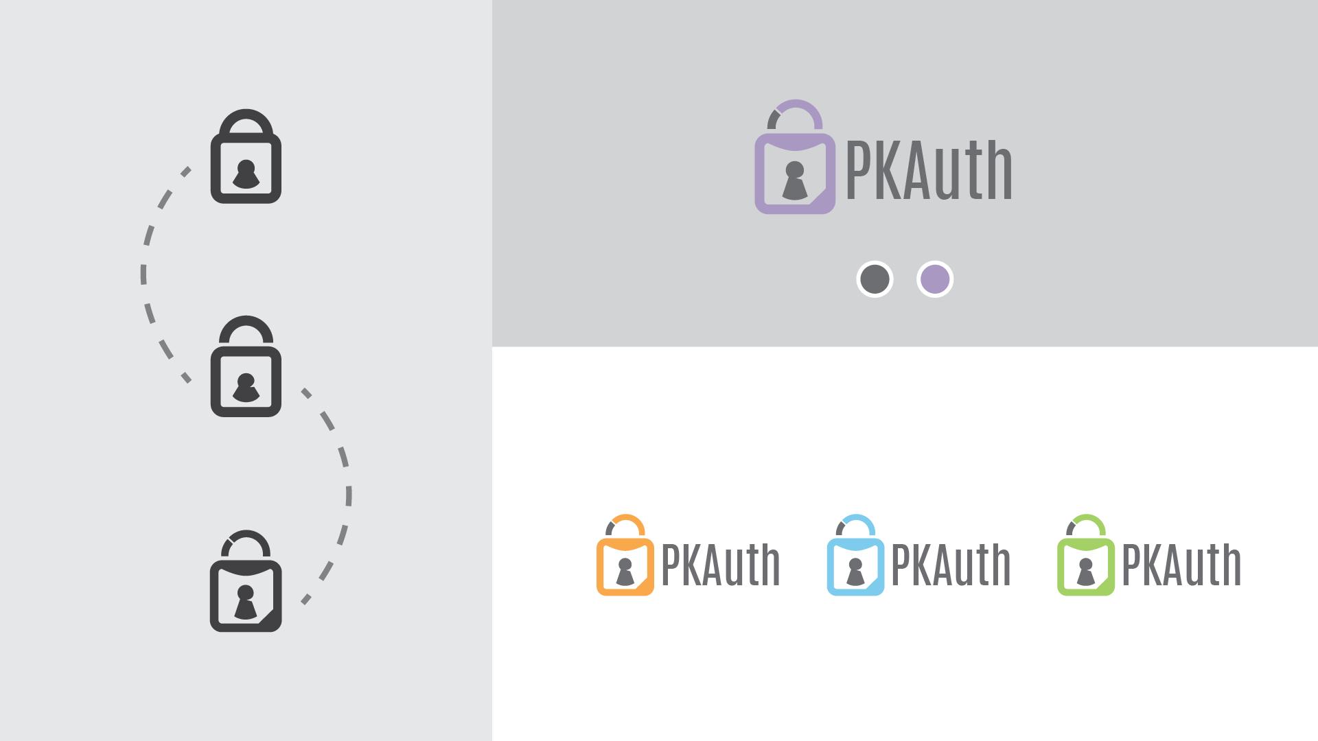 PKAuth Mockup