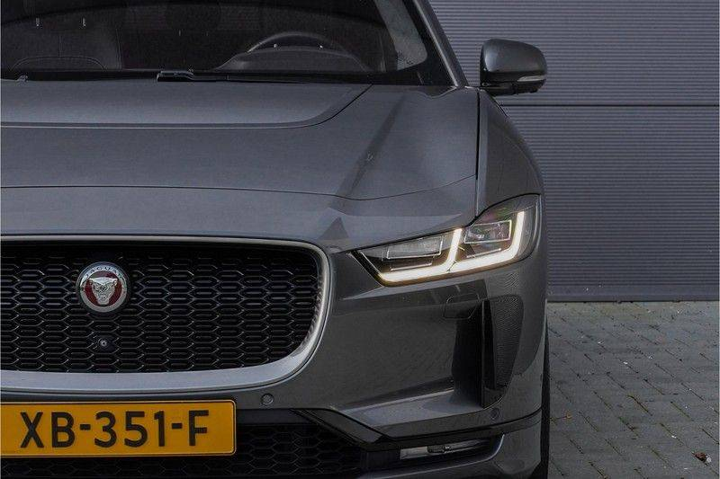 """Jaguar I-PACE EV400 First Ed Pano Luchtvering Meridian 22"""" afbeelding 13"""