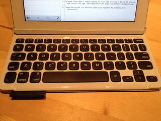 Logitech Keyboard folio - keyboard