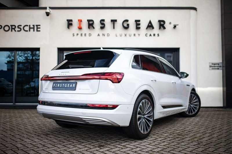 Audi e-tron 55 Quattro *Advanced / B&O / Pano / ACC / 4% Bijtelling €175,- P.M.* afbeelding 19
