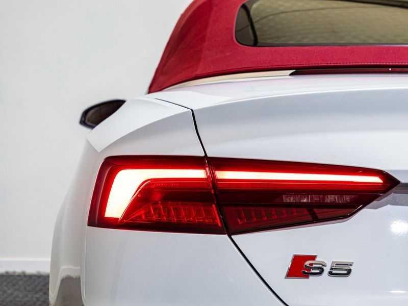 Audi A5 Cabriolet 3.0 TFSI S5 quattro Pro Line Plus 354PK | Adapt.Cruise | Massage Stoelen | 360 Camera | afbeelding 13