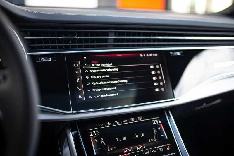 "Audi Q7 55 TFSI E Hybride Quattro *S-Line / 22"" / B&O 3D / Pano / HUD / Laser* afbeelding 17"