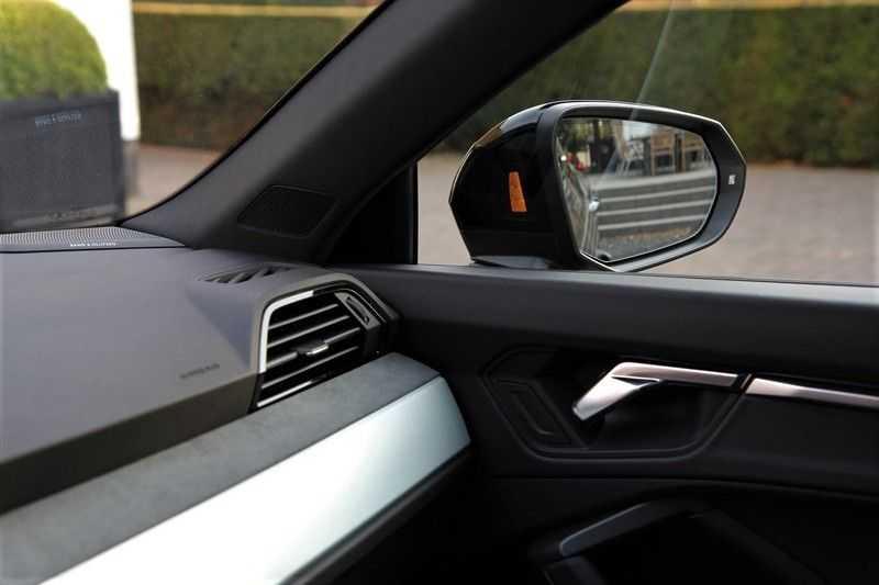 Audi Q3 Sportback 45 TFSI e S-LINE+PANO.DAK+20''+TREKHAAK afbeelding 23