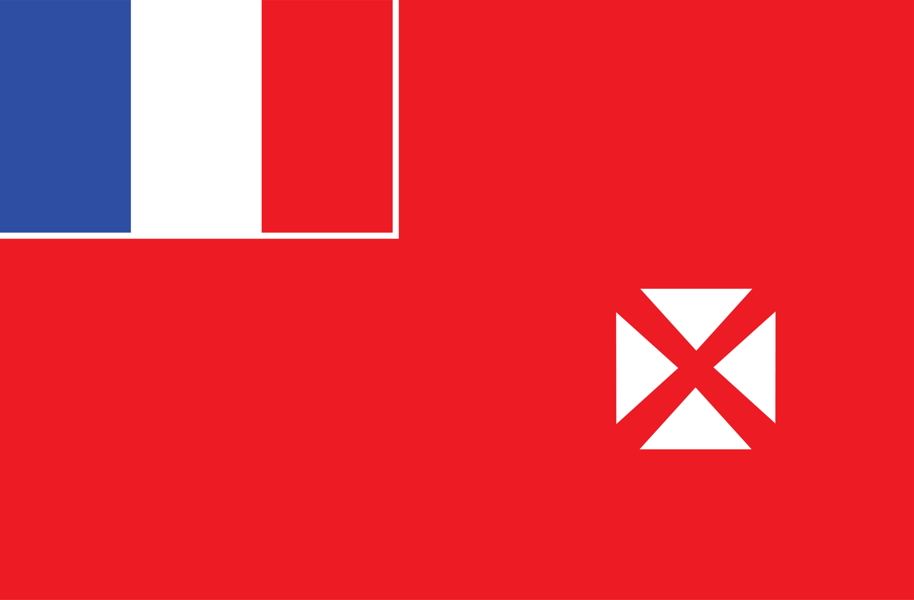 Flag of Wallis and Futuna