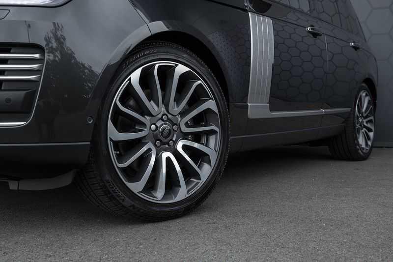 Land Rover Range Rover 4.4 SDV8 Autobiography Head Up, Adaptive Cruise Control, Stoel Verwarming / Koeling, Massagestoelen, afbeelding 6