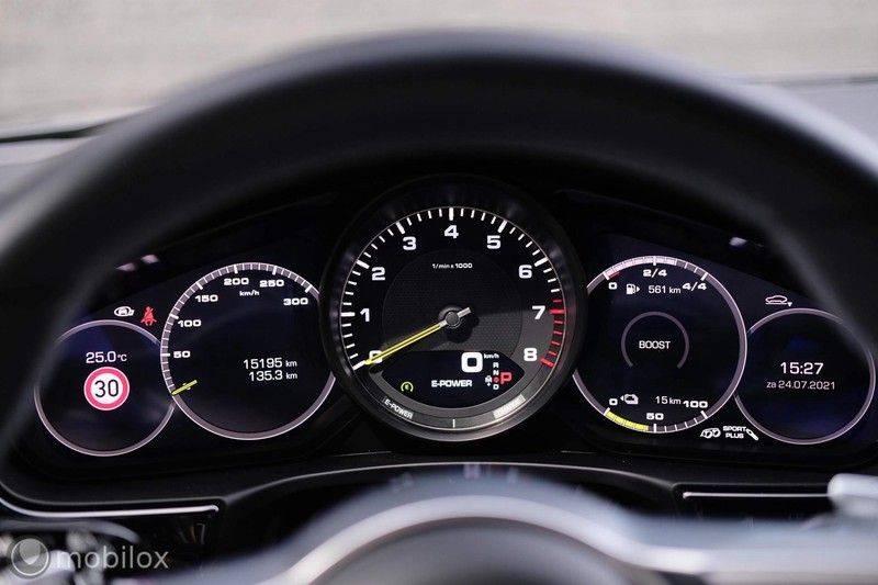 Porsche Panamera Sport Turismo 2.9 4 E-Hybrid | Sport Chrono afbeelding 19
