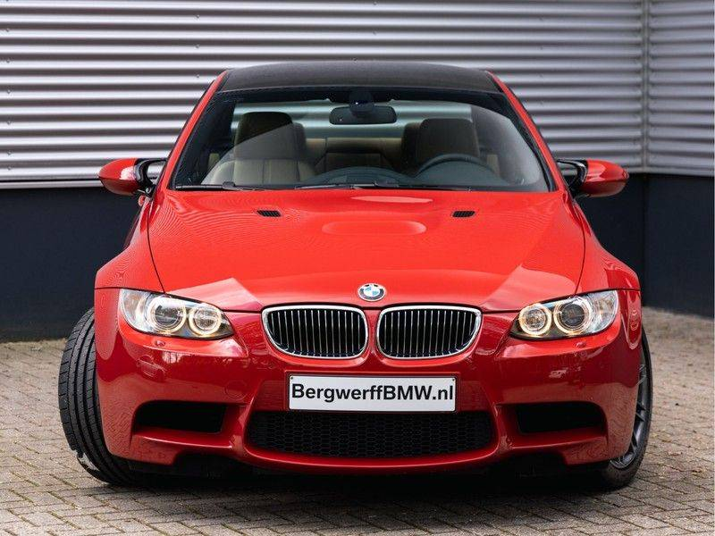 BMW 3 Serie Coupe M3 afbeelding 4