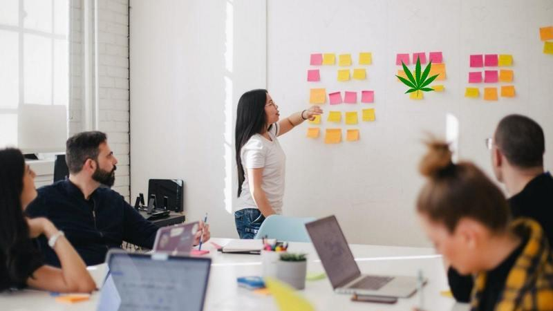 Can You Take CBD Oil At Work?