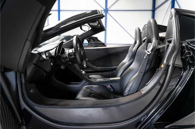 McLaren 650S SPIDER DealerOnd/LIFT/Carbon/XPELL afbeelding 16