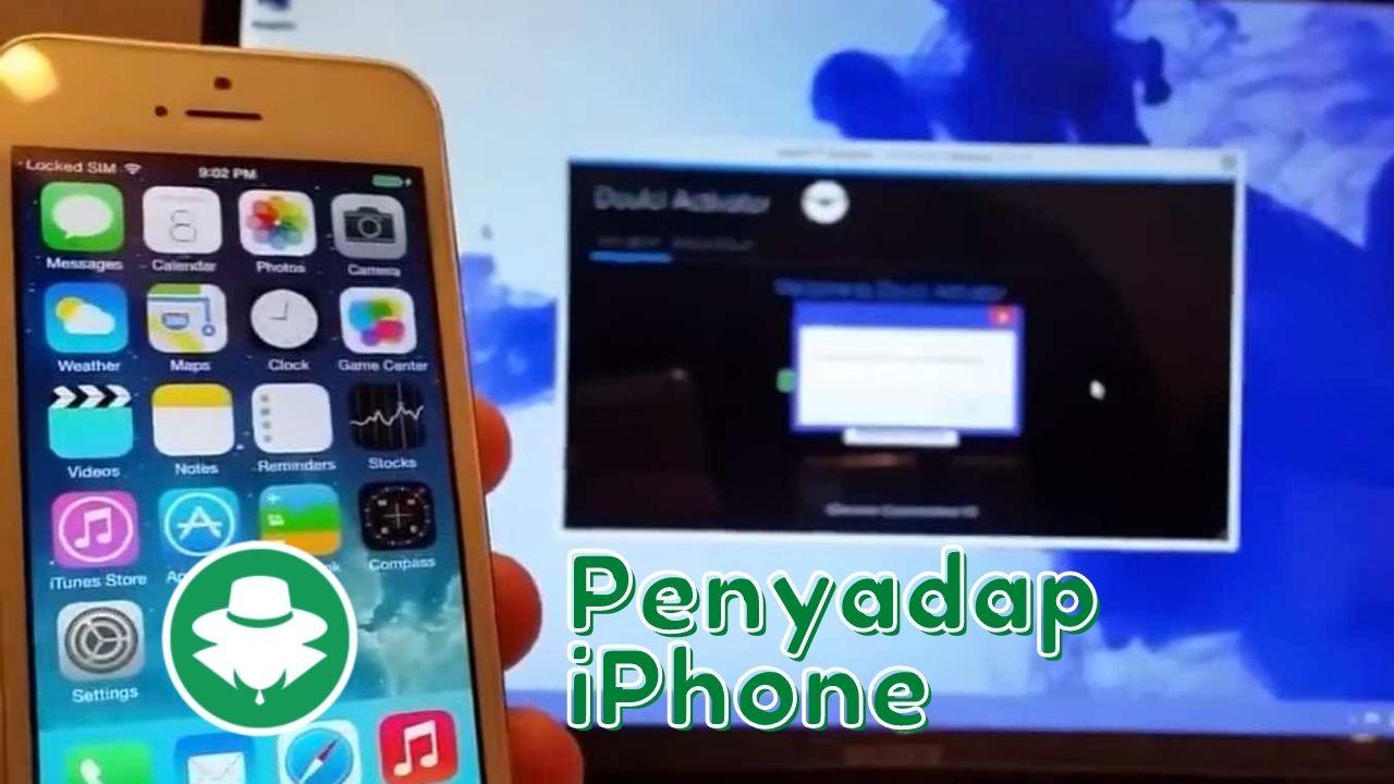 12+ Software Sadap iPhone via iCloud