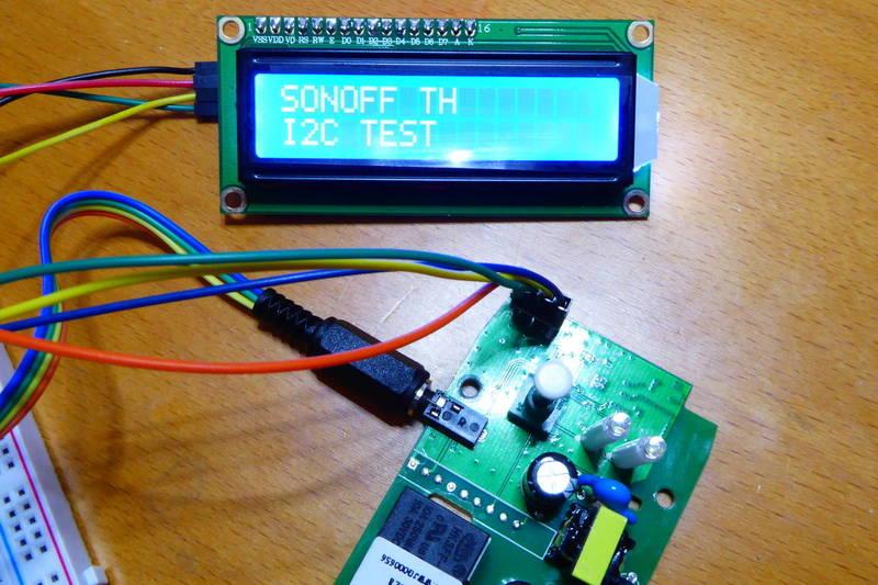 Sonoff TH10 & TH16: Sensors, Displays, Actuators,    - Tinkerman