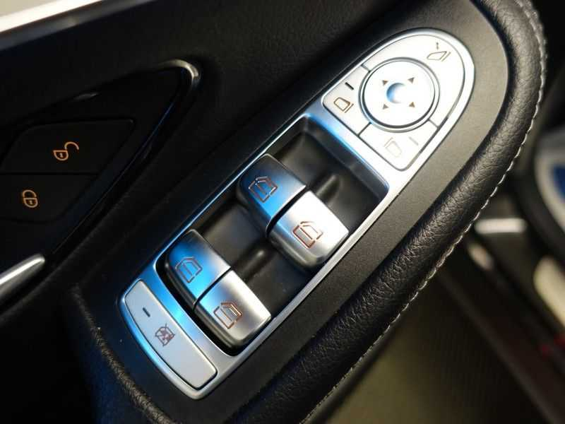 Mercedes-Benz GLC 250D 4MATIC 204pk 9G-Tronic AMG Edition- Panodak, Leer, Navi, Camera afbeelding 13