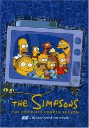 cover The Simpsons - S4