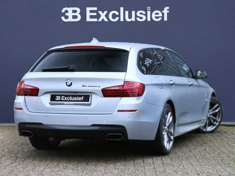 BMW 5 Serie M550D Facelift afbeelding 6
