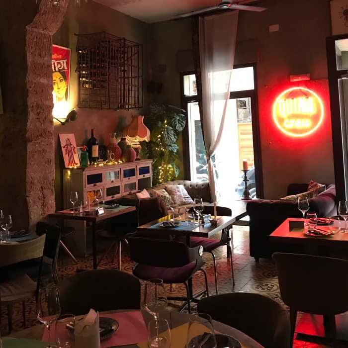 Quina Creu, Restaurant in Palma de Mallorca, Spain