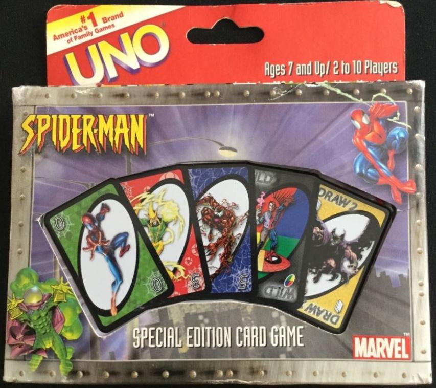 Spider-Man Uno