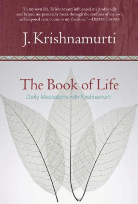 Book - The Book of Life