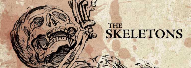 The Skeletons at DTRPG