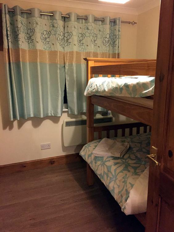 Fingal Cottage buck beds