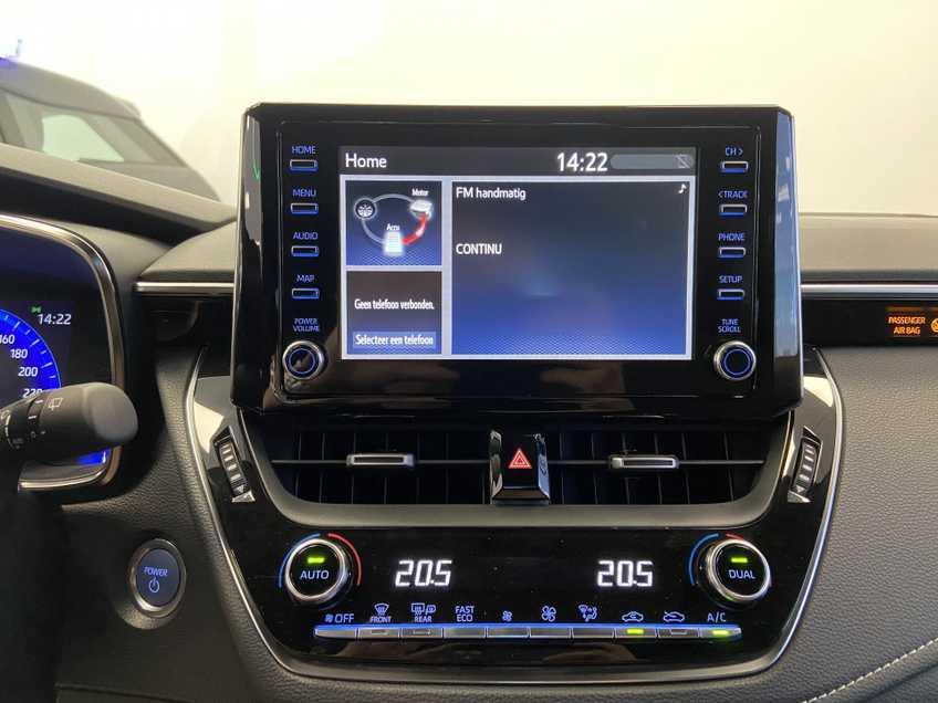 Toyota Corolla 2.0 Hybrid GR-Sport climate control  cruise control adaptive *tot 24 maanden garantie (*vraag naar de voorwaarden) afbeelding 17