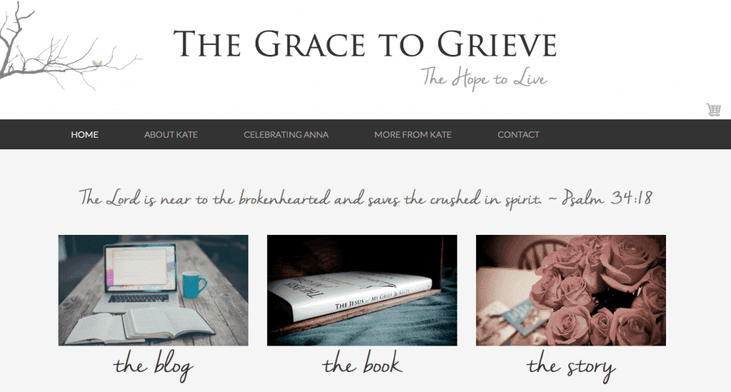 The Grace To Grieve Screen Shot