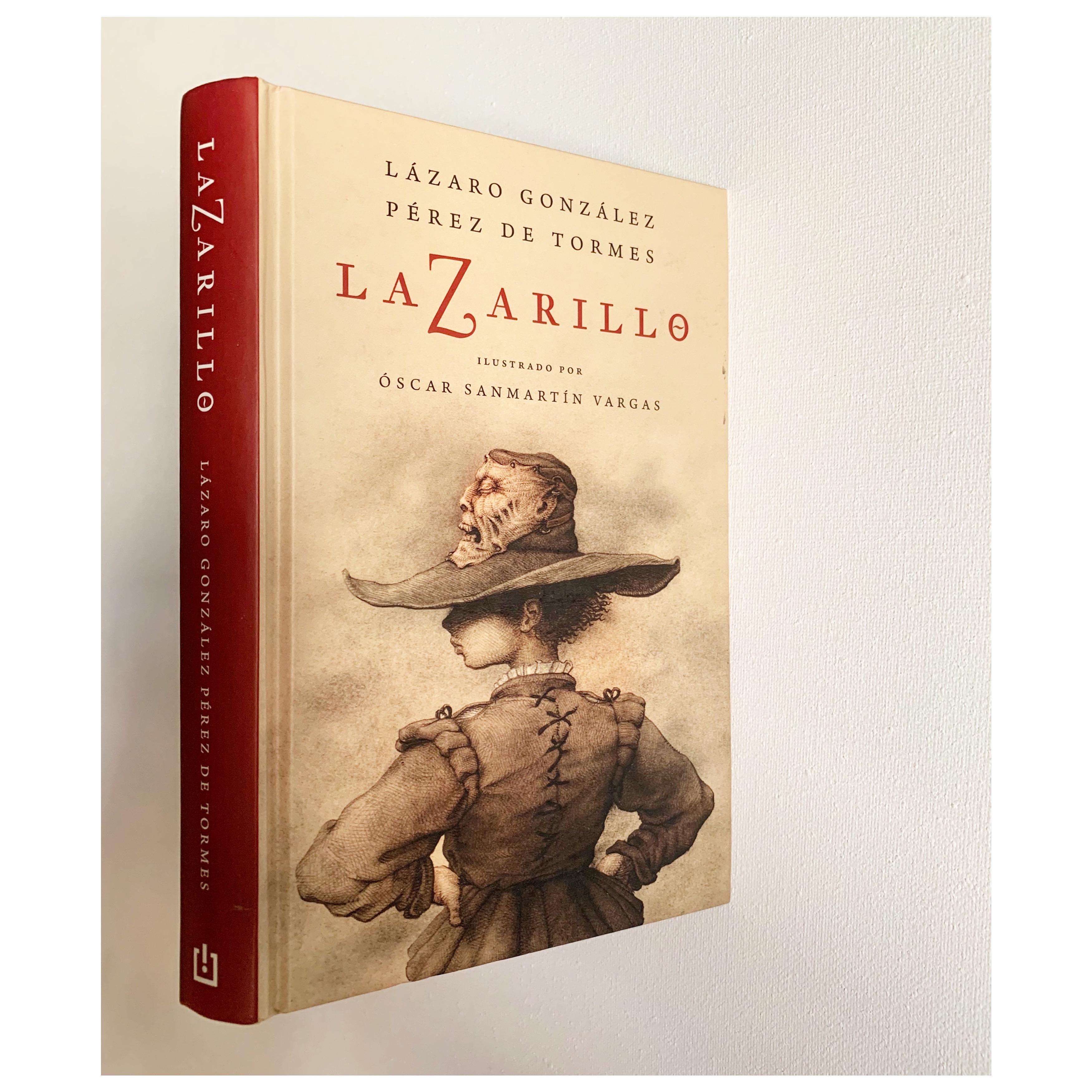 "Imagen de Reseña de ""LaZarillo"", de Lázaro González Pérez de Tormes."