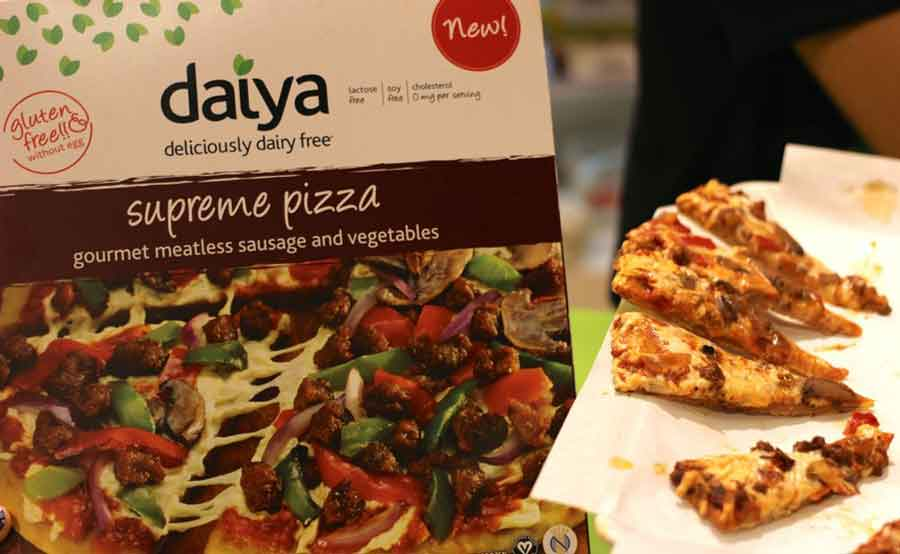 Daiya Supreme Pizza