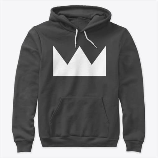Hoodie with Front Royal logo