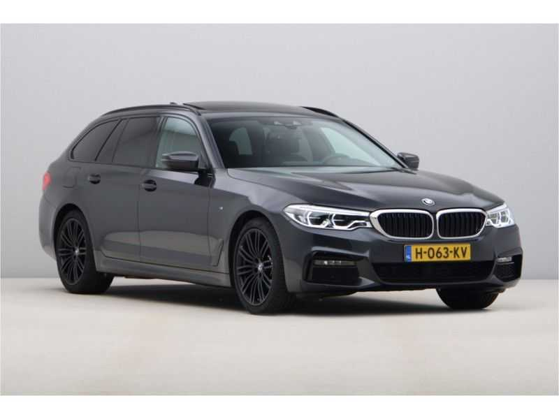 BMW 5 Serie Touring 520i High Executive Edition afbeelding 9