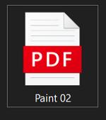 Changed to PDF