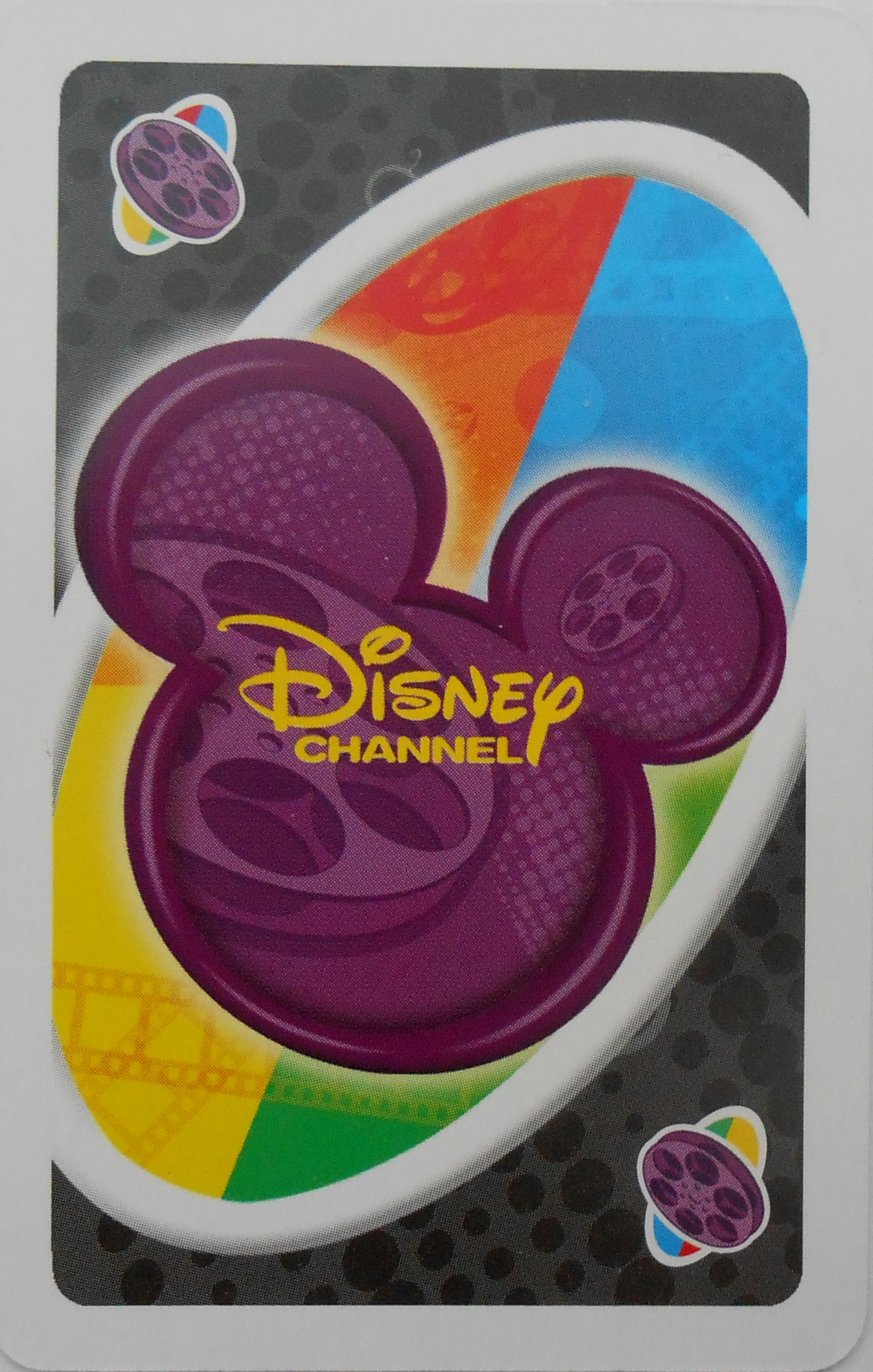Disney Channel Uno (Behind the Scenes Card)