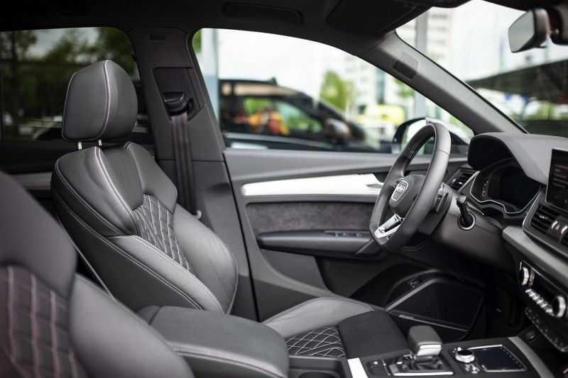 Audi Q5 50 TFSI E Quattro S Edition *B&O / Massage / Pano / HUD / DAB* afbeelding 5
