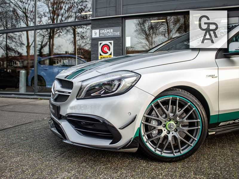 Mercedes-Benz A-Klasse 45 AMG 4MATIC afbeelding 7