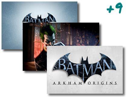 Batman Arkham theme pack