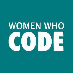 Women Who Code Cloud 2019 icon